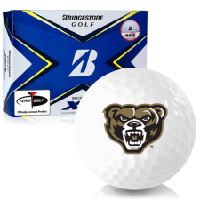 Bridgestone Tour B XS Oakland Golden Grizzlies Golf Balls