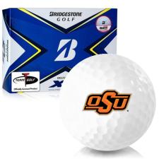 Bridgestone Tour B XS Oklahoma State Cowboys Golf Balls