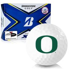 Bridgestone Tour B XS Oregon Ducks Golf Balls