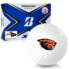 Bridgestone Tour B XS Oregon State Beavers Golf Balls