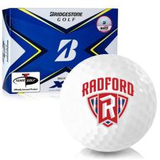 Bridgestone Tour B XS Radford Highlanders Golf Balls