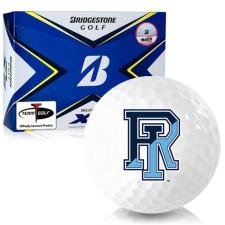 Bridgestone Tour B XS Rhode Island Rams Golf Balls