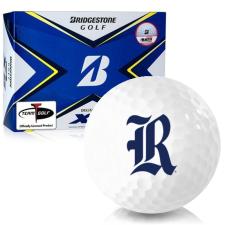 Bridgestone Tour B XS Rice Owls Golf Balls