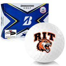 Bridgestone Tour B XS RIT - Rochester Institute of Technology Tigers Golf Balls