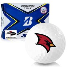 Bridgestone Tour B XS Saginaw Valley State Cardinals Golf Balls
