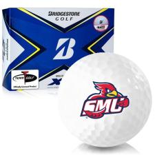 Bridgestone Tour B XS Saint Mary's of Minnesota Cardinals Golf Balls