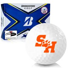 Bridgestone Tour B XS Sam Houston State Bearkats Golf Balls