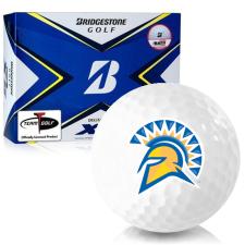 Bridgestone Tour B XS San Jose State Spartans Golf Balls