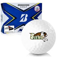 Bridgestone Tour B XS Siena Saints Golf Balls