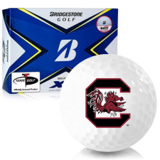 Bridgestone Tour B XS South Carolina Fighting Gamecocks Golf Balls