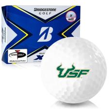 Bridgestone Tour B XS South Florida Bulls Golf Balls