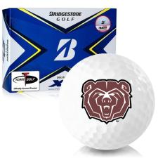 Bridgestone Tour B XS Southwest Missouri State Bears Golf Balls