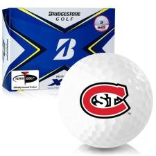 Bridgestone Tour B XS St. Cloud State Huskies Golf Balls
