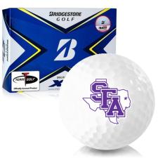 Bridgestone Tour B XS Stephen F. Austin Lumberjacks Golf Balls