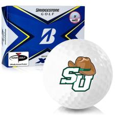 Bridgestone Tour B XS Stetson Hatters Golf Balls