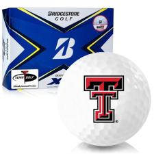Bridgestone Tour B XS Texas Tech Red Raiders Golf Balls