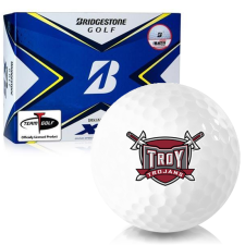 Bridgestone Tour B XS Troy Trojans Golf Balls