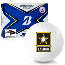 Bridgestone Tour B XS US Army Golf Balls