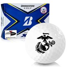 Bridgestone Tour B XS US Marine Corps Golf Balls