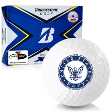 Bridgestone Tour B XS US Navy Golf Balls