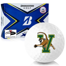 Bridgestone Tour B XS Vermont Catamounts Golf Balls