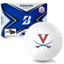 Bridgestone Tour B XS Virginia Cavaliers Golf Balls