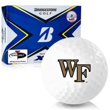 Bridgestone Tour B XS Wake Forest Demon Deacons Golf Balls