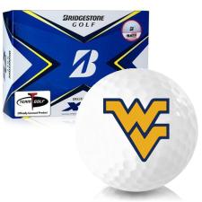 Bridgestone Tour B XS West Virginia Mountaineers Golf Balls