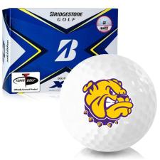 Bridgestone Tour B XS Western Illinois Leathernecks Golf Balls