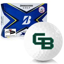 Bridgestone Tour B XS Wisconsin Green Bay Phoenix Golf Balls