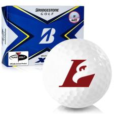 Bridgestone Tour B XS Wisconsin La Crosse Eagles Golf Balls