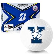 Bridgestone Tour B XS Yale Bulldogs Golf Balls
