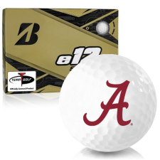 Bridgestone e12 Soft Alabama Crimson Tide Golf Balls