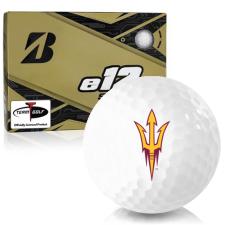 Bridgestone e12 Soft Arizona State Sun Devils Golf Balls
