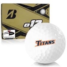 Bridgestone e12 Soft Cal State Fullerton Titans Golf Balls
