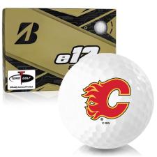 Bridgestone e12 Soft Calgary Flames Golf Balls