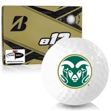 Bridgestone e12 Soft Colorado State Rams Golf Balls