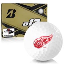 Bridgestone e12 Soft Detroit Red Wings Golf Balls