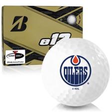 Bridgestone e12 Soft Edmonton Oilers Golf Balls