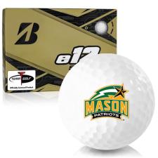 Bridgestone e12 Soft George Mason Patriots Golf Balls