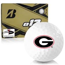 Bridgestone e12 Soft Georgia Bulldogs Golf Balls