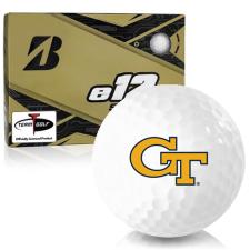 Bridgestone e12 Soft Georgia Tech Golf Balls