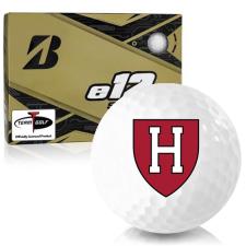 Bridgestone e12 Soft Harvard Crimson Golf Balls