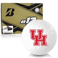 Bridgestone e12 Soft Houston Cougars Golf Balls
