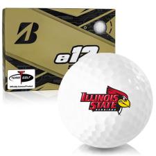 Bridgestone e12 Soft Illinois State Redbirds Golf Balls
