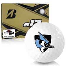 Bridgestone e12 Soft Johns Hopkins Blue Jays Golf Balls