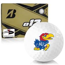Bridgestone e12 Soft Kansas Jayhawks Golf Balls