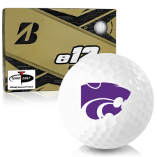 Bridgestone e12 Soft Kansas State Wildcats Golf Balls