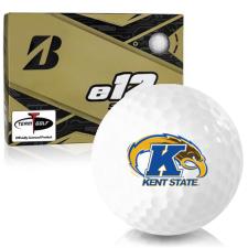Bridgestone e12 Soft Kent State Golden Flashes Golf Balls