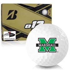 Bridgestone e12 Soft Marshall Thundering Herd Golf Balls
